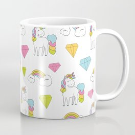Cute unicorns Coffee Mug