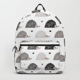 Hedgehog Love Backpack