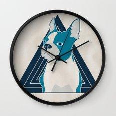 In Dog We Trust. Wall Clock
