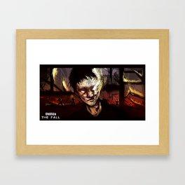 Ch05en: The Fall Framed Art Print