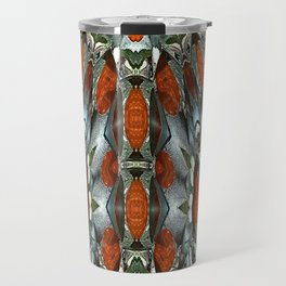 Mettallassa Abstract Travel Mug