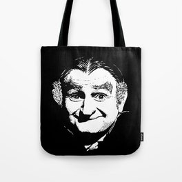 Grandpa Munster from the Munsters Tote Bag