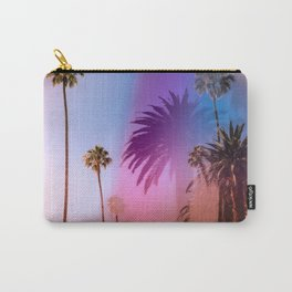 Sunshine and Palm Trees Carry-All Pouch