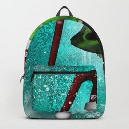I wish you a merry christmas Backpack