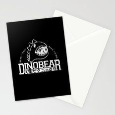 Vintage Dinobear Stationery Cards