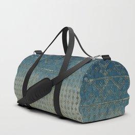 Faded Indigo Assuit Duffle Bag