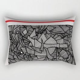 - closed - Rectangular Pillow