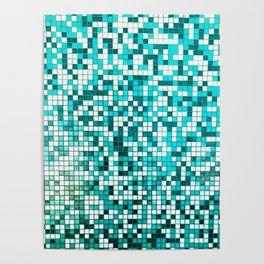 Pool Tiles Poster