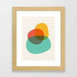 Modern Art XI Framed Art Print