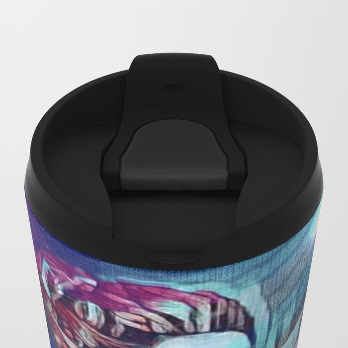 Ashley98 Metal Travel Mug