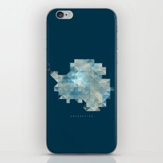 A N T A R C T I C A iPhone Skin