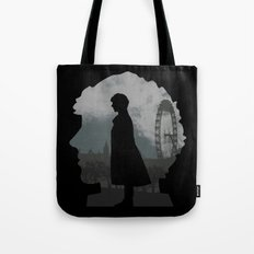 Sherlock Holmes world Tote Bag