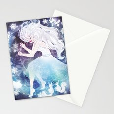 Winter Dream Stationery Cards