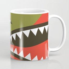 Fighter Shark Coffee Mug