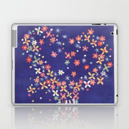Untitled, hearts and flowers, 2002 Laptop & iPad Skin