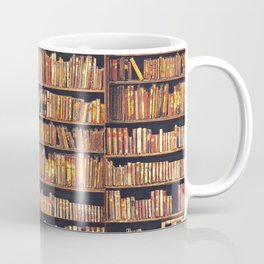 Books, books, books Coffee Mug