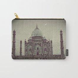 Taj chrome Carry-All Pouch