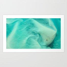 Great Barrier Reef Art Print