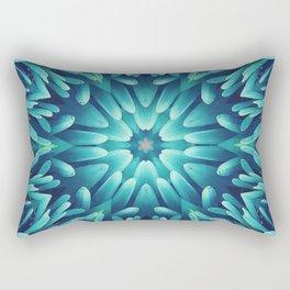 Healing Plant Rectangular Pillow