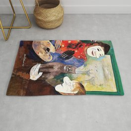Masks and Cats - Digital Remastered Edition Rug