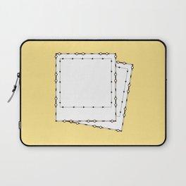 Two polaroids Laptop Sleeve