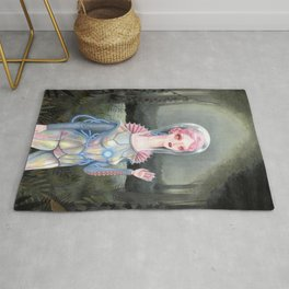 Extraterrestial Rug