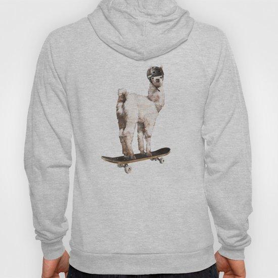 Skate Llama by bignosework