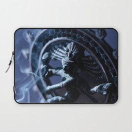 Statuette of Shiva, the Indian god Laptop Sleeve