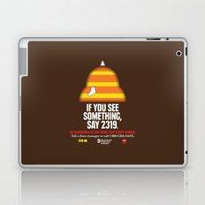 Twenty-three Nineteen! Laptop & iPad Skin