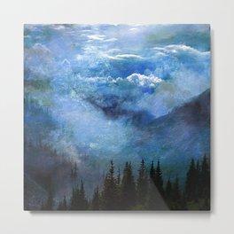 Amazing Nature - Mountains 2 Metal Print