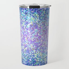 Glitter Graphic Background G105 Travel Mug