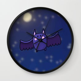 Vampire Ronnie  Wall Clock