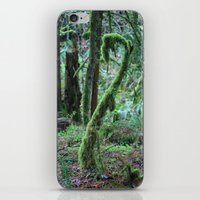dr seuss iPhone & iPod Skins featuring Dr. Seuss Tree by shamik
