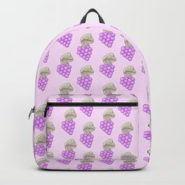 Grape with leaf Backpack