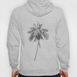Palm in Black and White Hoody