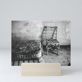 Destitute  Mini Art Print