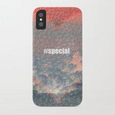Special Slim Case iPhone X