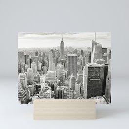 Manhattan Mini Art Print