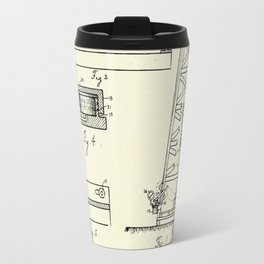 Load indicating attachment for drilling rigs-1916 Travel Mug