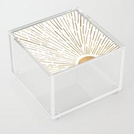 Let The Sunshine In Acrylic Box