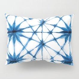 Shibori Tie Dye Pattern Pillow Sham