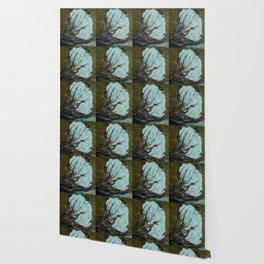 Four Square Cotton Wallpaper
