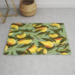 Mango Season #society6 #decor #buyart Rug