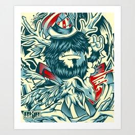 LongLived Art Print