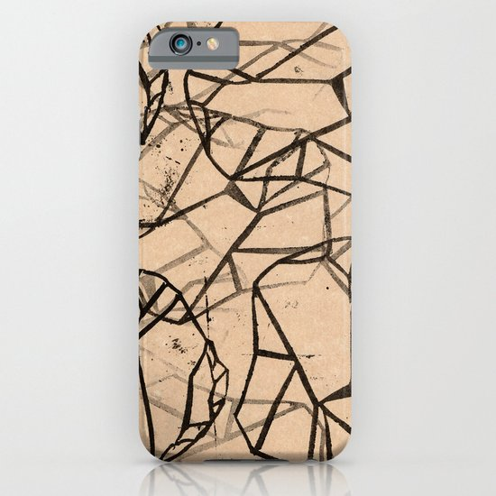 Geometric Pattern 1 iPhone & iPod Case