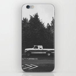 Pickup truck - Eugene - Oregon iPhone Skin