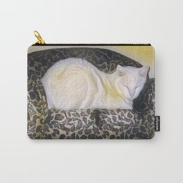 """""""Cat Nap"""" Carry-All Pouch"""