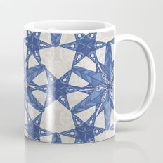 Delft snowflake Mug