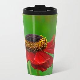 Summer flowers 0219 Metal Travel Mug