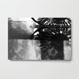 REFLECTIONS ON TIME  Metal Print